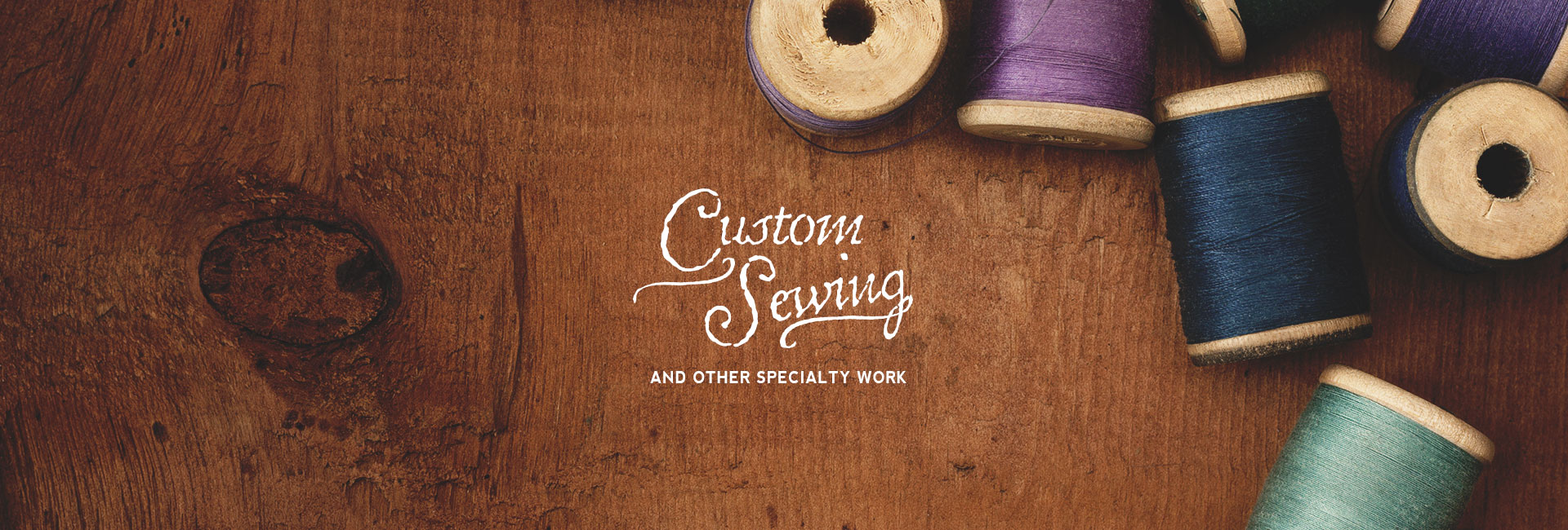 Custom-Sewing